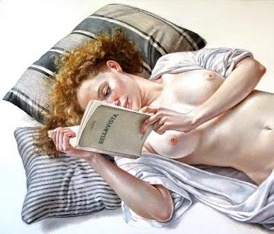 pinturas-mujeres-rubias-torso-descubierto