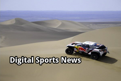 A Morocco Rally, Two Dakar And Two Silk Way Rally, The Last Of Which Abandoned On Monday