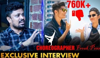 Dance Choreographer Sheriff Interview