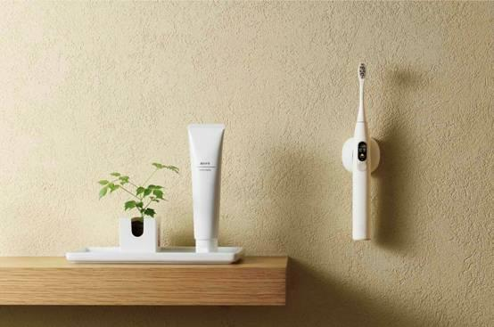 xiaomi oclean x smart toothbrush