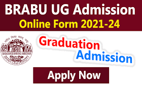 BRABU UG Graduation Admission Online Form 2021 – BA/ B.Com & B.Sc (Session 2021-24) Admission