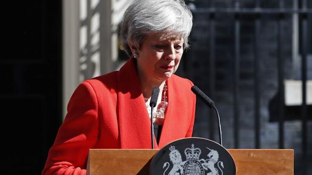 Polemik Brexit Depak Theresa May dari Posisi PM Inggris