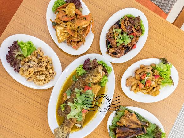 Chu Char Ikan Bar Semi Buffet Dinner by Vouk Hotel Penang