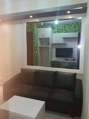 interior-apartemen-sudirman-suites-bandung