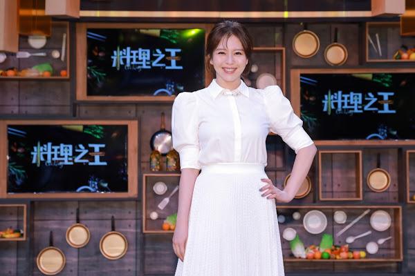 料理之王第四集找來劉品言擔任飛行導師(圖-東森新媒體提供)