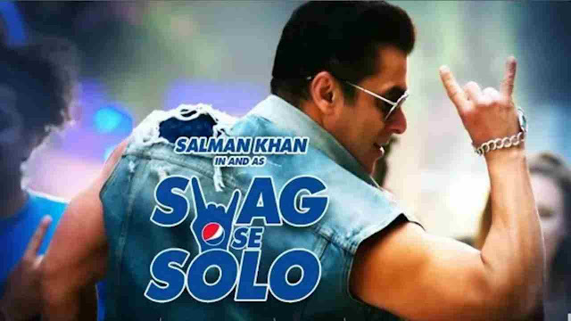 Swag Se Solo Song Lyrics Hindi – Salman Khan