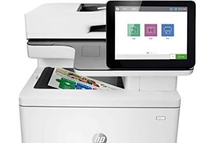 HP Color LaserJet Enterprise MFP M578dn Drivers Download