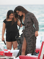 Priyanka Chopra on the beach Day 3 with friends in Miami Exclusive Pics  016.jpg