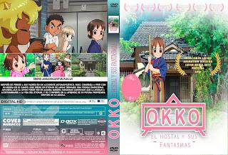OKKO EL HOSTAL Y SUS FANTASMAS 2018 [COVER DVD+BLU-RAY]