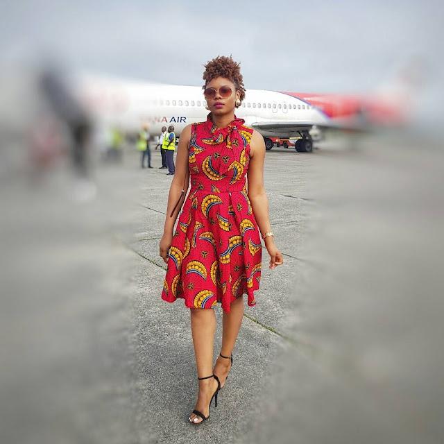 Recent Ankara Short Dress Styles to Keep Looking Stylish
