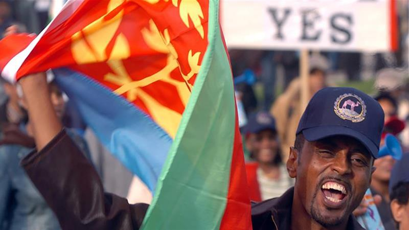 <Envoy says US aiming for warmer ties with Eritrea
