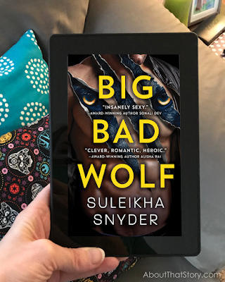 New Release: Big Bad Wolf by Suleikha Snyder