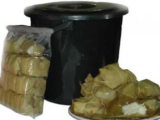 Tape, peuyeum, khas, oleh-oleh, kuningan
