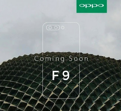 Oppo F9 & Oppo F9 Pro to launch Soon