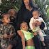 Kim Kardashian two-week old baby to own business line