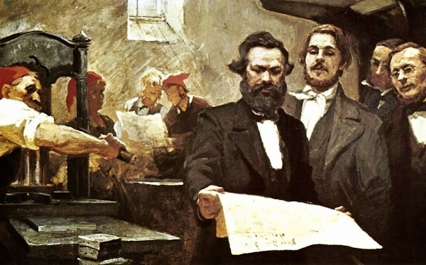 Karl Marx y Friedrich Engels | Obras digitalizadas
