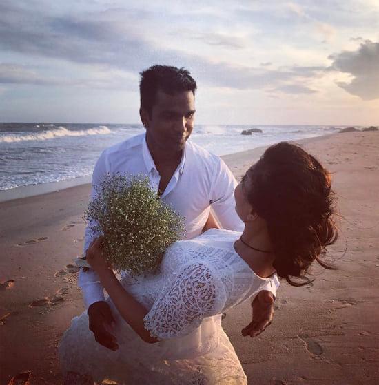 Lộ ảnh cưới của diễn viên Nguyệt Ánh và ông xã Ấn Độ - 10
