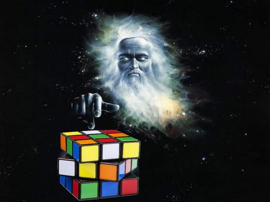«Алгоритм Бога»