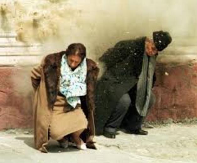 Foto Terakhir Manusia Terkenal Sebelum Meninggal Dunia