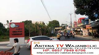 jual  ANTENA TV Bagus WAJANBOLIC Jl. Jombang Raya PONDOK AREN TANGERANG SELATAN