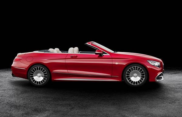 2018 Mercedes-Maybach S650 Cabriolet Design Review