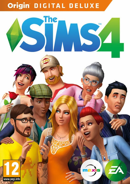 The SIMS 4 Digital Deluxe Edition (Crack will soon) ~ Install Guide Games