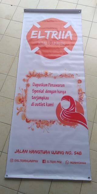Banner Promosi Hijab