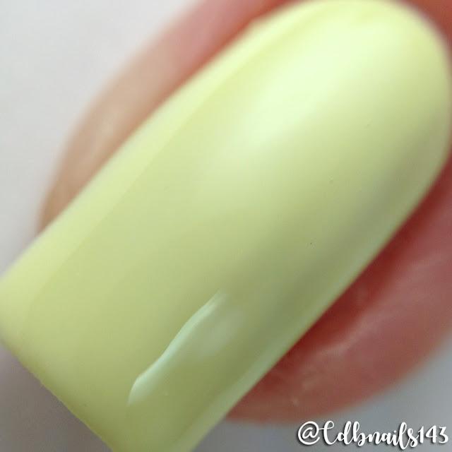 Peachtree Polish-Daffodils