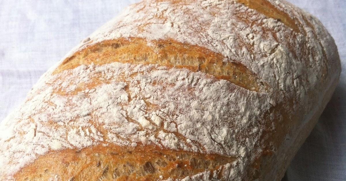 Wandering Bread Light Rye Sandwich Loaf