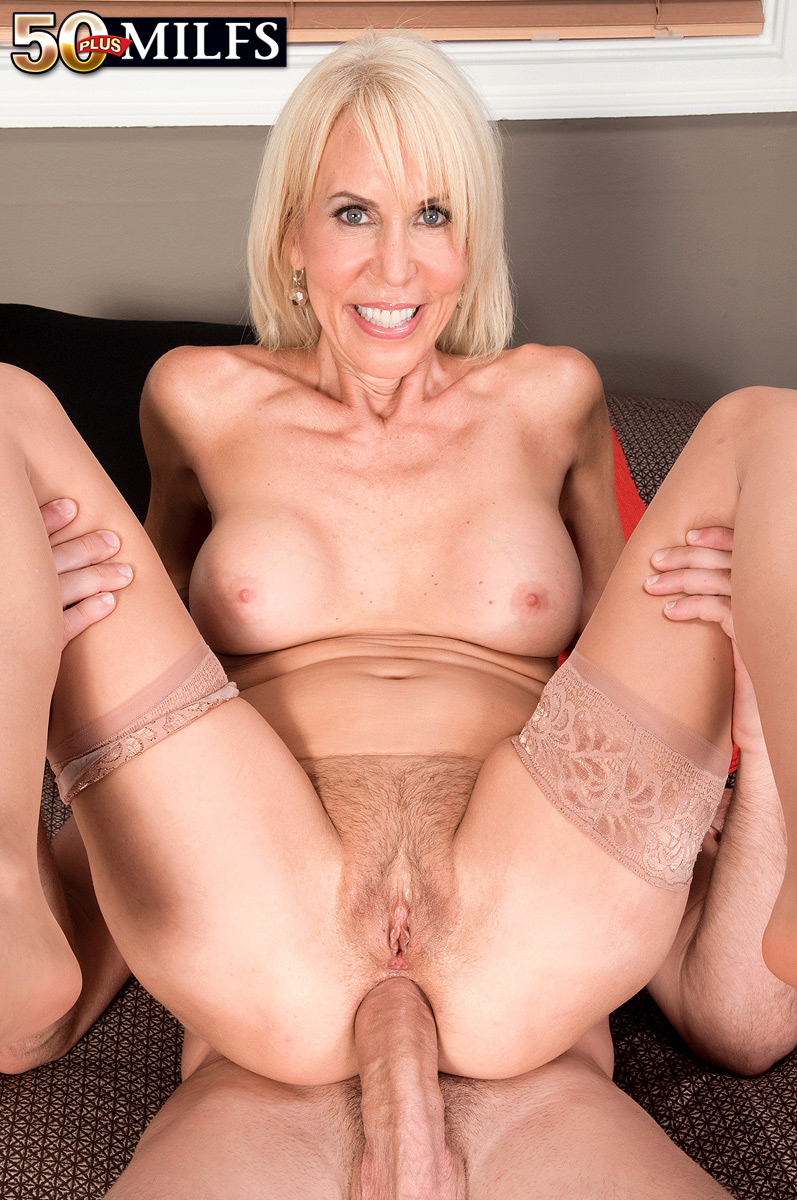 Hot Mature Blonde Milf