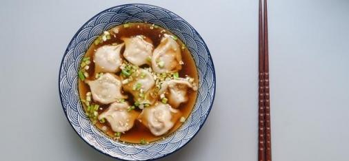 Musim Hujan, ini dia Resep Sup Dumpling yang enak