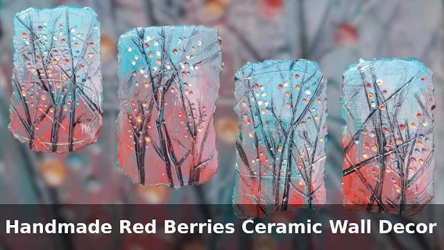 Berry Abstract Art