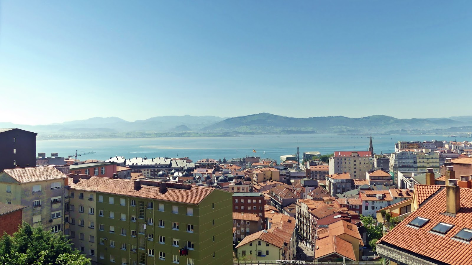 Santander punkty widokowe kolejka linowa