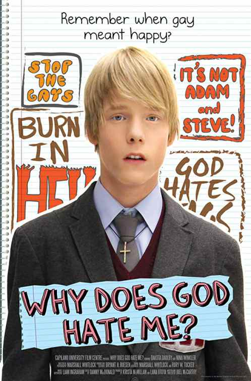 "VER ONLINE Y DESCARGAR CORTOMETRAJE ""¿Por que Dios me odia?"" - ""Why Does God Hate Me?"""