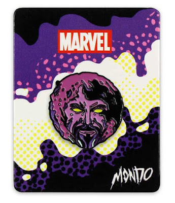 San Diego Comic-Con 2017 Exclusive Marvel Cosmic Entities Enamel Pins by We Buy Your Kids & Mondo – Ego the Living Planet