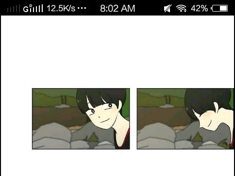 LINE Webtoon Favorit