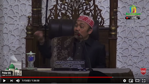 Idrus Ramli Singgung Banser Lagi: Menjadi Scurity Agama Lain Nggak Boleh