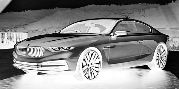 2019 BMW 8 Series Rendering