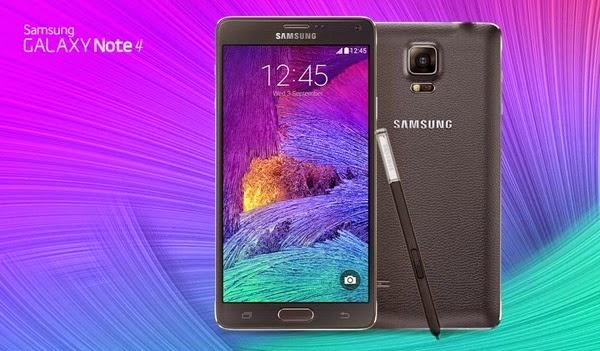 Come aggiungere nuovo account sul Samsung Galaxy Note 4 - 3 2 1 5
