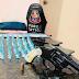 Força tática de São Carlos apreende arma de fogo, notas falsas e entorpecentes