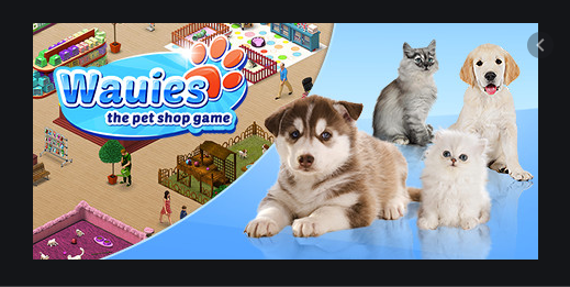 Wauies – The Pet Shop unblocked  Game