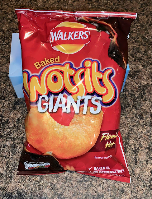 Wotsits - GIANTS - Flaming Hot