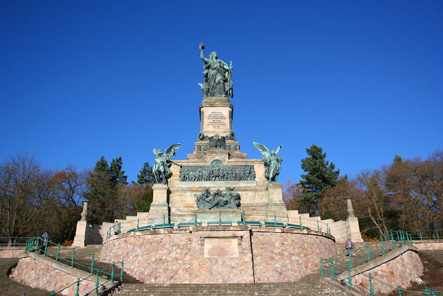 Niederwald Monument, Rüdesheim, Germany