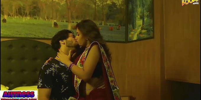 Priyanka Biswas sexy scene - Bhabhiji Hajir Ho s01ep01(2020) HD 720p