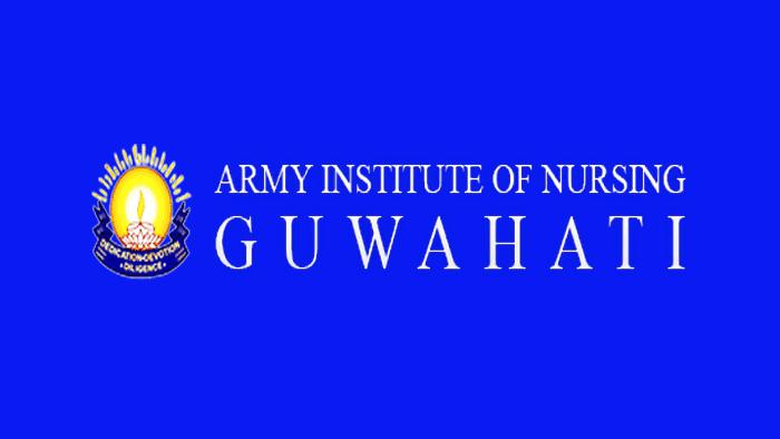 Army Institute of Nursing Guwahati Recruitment 2019