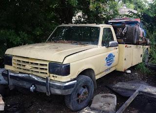 tow junk truck