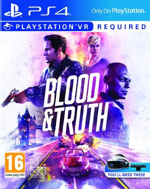 Blood and Truth VR Arabic
