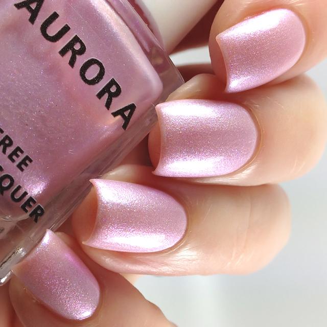 Aurora Nail Lacquer-Holy Sugar Confection Batman!