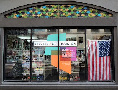 City Bird of Houston (art) Armando Castelan (2015)