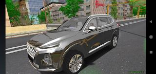Hyundai Santa Fe 2019 For Gta Sa android